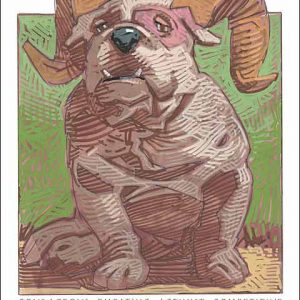 Dog-Aries Poster