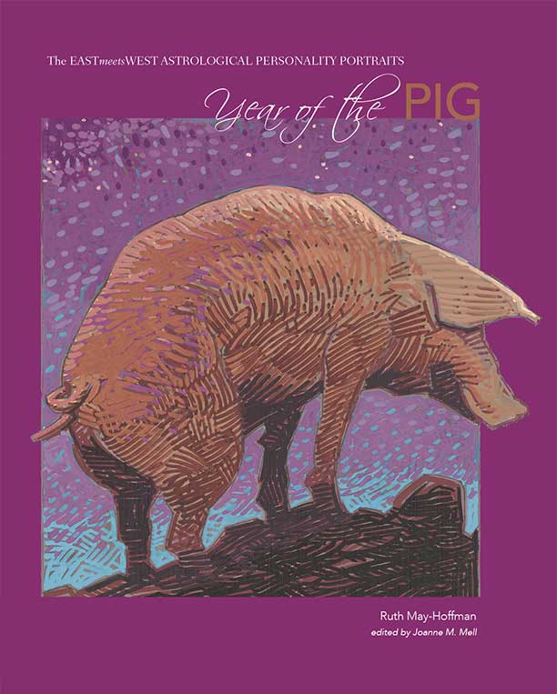 Year of the Pig Book