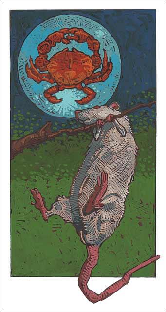 Rat-Cancer Fine Art Print