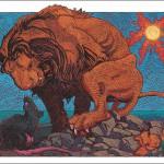 Rat-Leo Fine Art Print