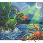 Dragon-Cancer Fine Art Print