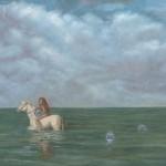 Horse-Aquarius Fine Art Print