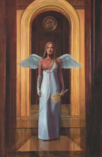 Rooster-Virgo Fine Art Print
