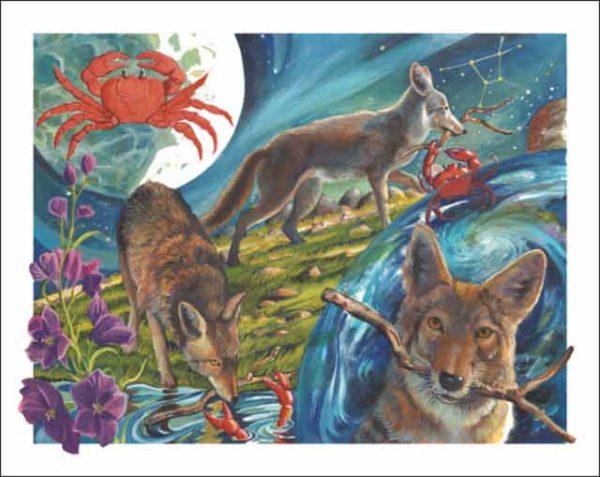 Dog-Cancer Fine Art Print