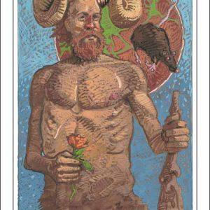 Rat-Aries Poster