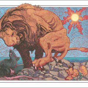 Rat-Leo Poster