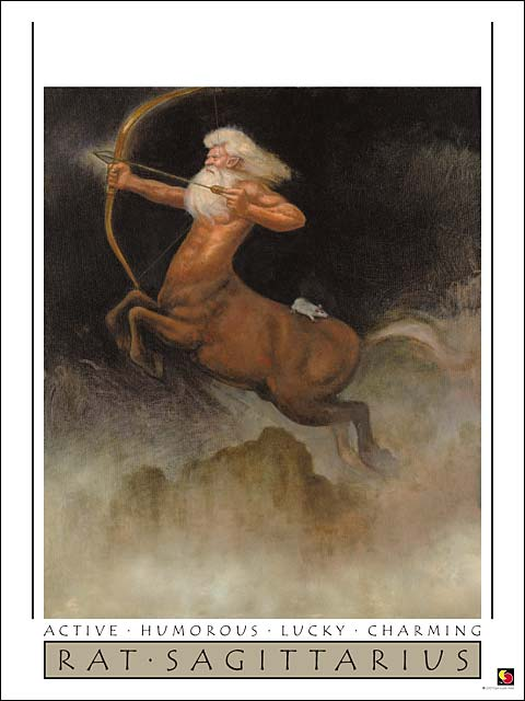 Rat-Sagittarius CARD