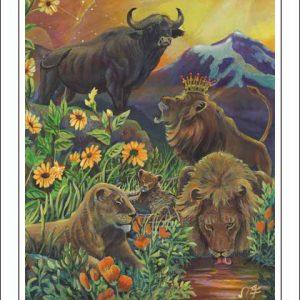 Ox-Leo Poster
