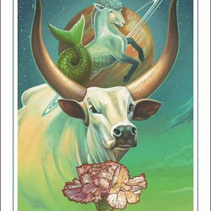 Ox-Capricorn CARD