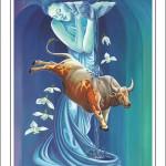 Ox-Aquarius Poster