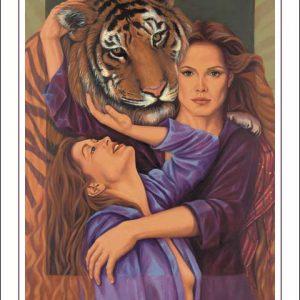 Tiger-Gemini Poster