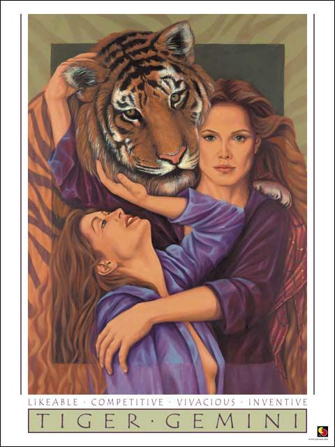 Tiger-Gemini CARD