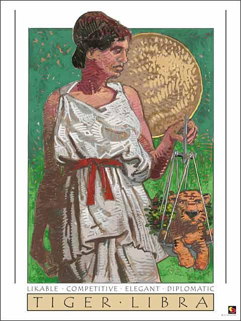 Tiger-Libra CARD