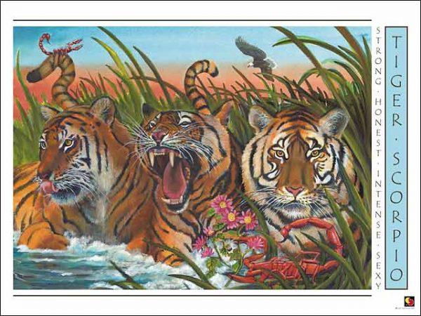 Tiger-Scorpio CARD