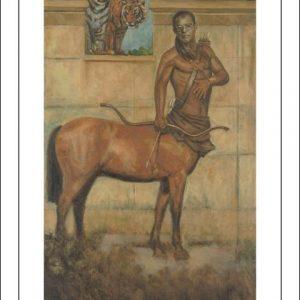 Tiger-Sagittarius Poster