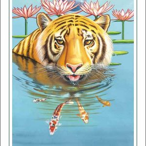 Tiger-Pisces CARD