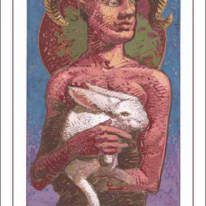 Rabbit-Aries Poster