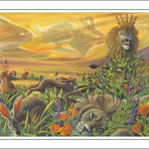 Rabbit-Leo CARD