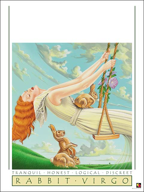 Rabbit-Virgo CARD
