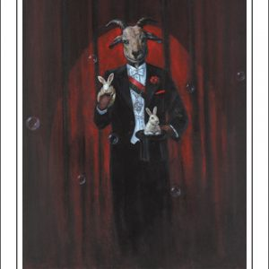 Rabbit-Capricorn Poster