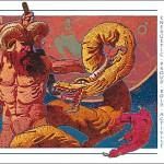 Dragon-Aries Poster