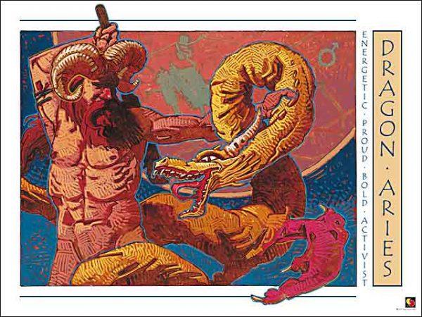 Dragon-Aries CARD