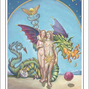 Dragon-Gemini Poster