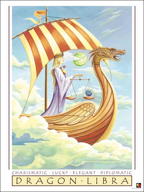 Dragon-Libra CARD