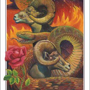 Snake-Aries CARD