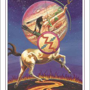 Snake-Sagittarius CARD