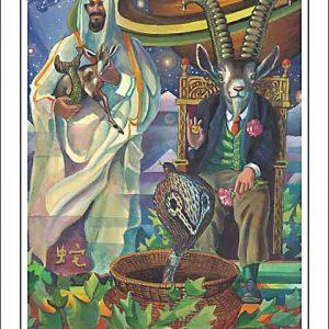 Snake-Capricorn CARD