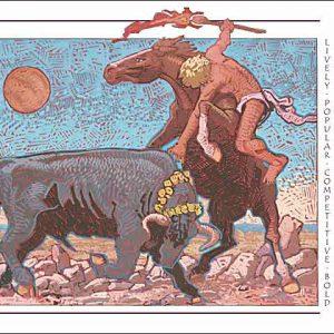 Horse-Taurus Poster
