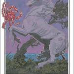 Horse-Cancer Poster