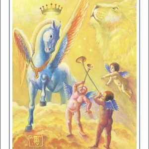 Horse-Leo CARD