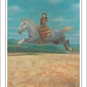 Horse-Virgo Poster