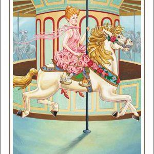 Horse-Libra Poster