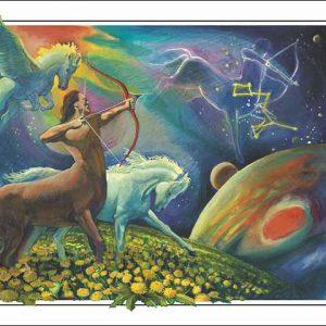 Horse-Sagittarius Poster