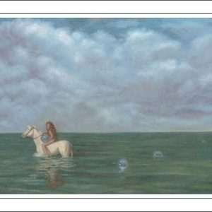 Horse-Aquarius CARD