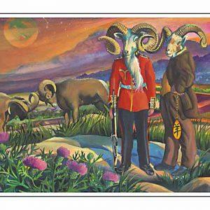 Ram-Aries Poster