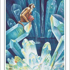 Monkey-Aquarius CARD