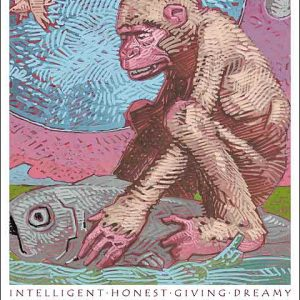 Monkey-Pisces CARD