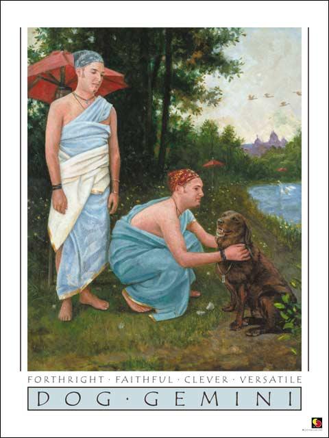Dog-Gemini Poster