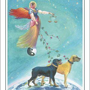 Dog-Libra CARD