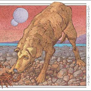 Dog-Scorpio Poster