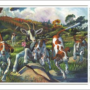 Dog-Capricorn CARD