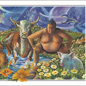 Pig-Taurus CARD