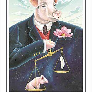 Pig-Libra CARD