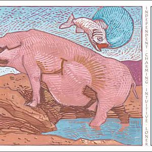 Pig-Pisces Card