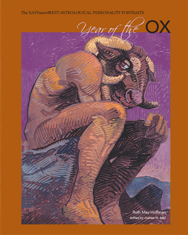 Year of the OX Book