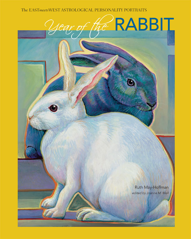 Year of the RABBIT Book